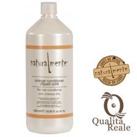 Naturalmente Orange Conditioner hoitoaine hennoille hiuksille 1000 mL