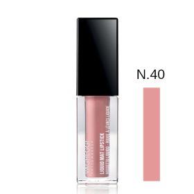 Vagheggi PhytoMakeup Grace Liquid Matt Lipstick N.40 Nude Nestemäinen matta huulipuna 4 mL