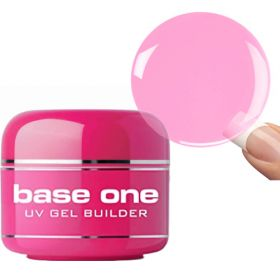 Silcare Base One Paksu Pinkki UV-geeli 30 g