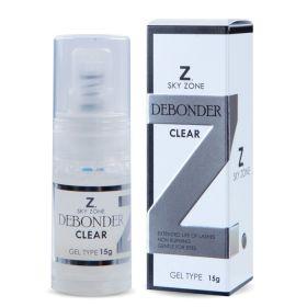 Noname Cosmetics Sky Zone Clear Glue Debonder ripsiliiman poistogeeli 15 g
