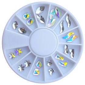 Noname Cosmetics Crystal Drops AB kristallikiekko 24 kpl