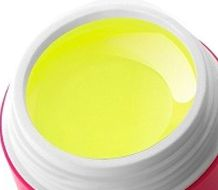 Noname Cosmetics Yellow Neon UV geeli 5 g