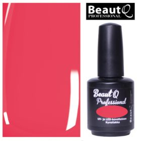 BeautQ Professional Neon Pink Longlife geelilakka 12 mL