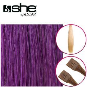 So Cap Suora Sinettihius New Violet 10 kpl 55-60 cm