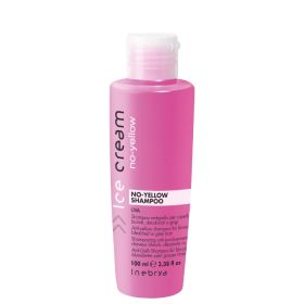 Inebrya Ice Cream No-Yellow violettishampoo 100 mL