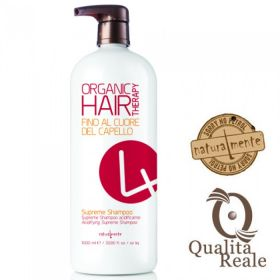 Naturalmente Supreme shampoo vaihe 4 Keratin Therapy 1000 mL