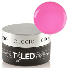 Cuccio Opaque Blush Pink T3 LED/UV Controlled Leveling Cool Cure geeli 28 g