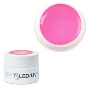 Cuccio Opaque Blush Pink T3 LED/UV Controlled Leveling Cool Cure geeli 7 g