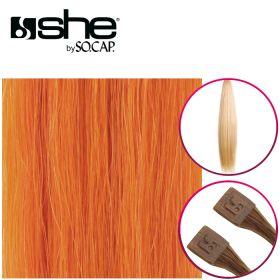 So Cap Suora Sinettihius Orange 10 kpl 55-60 cm