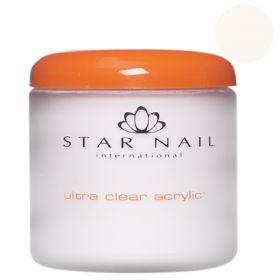 Star Nail Luonnollinen Ultra Clear akryylipuuteri 161 g