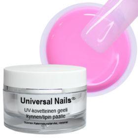 Universal Nails Roosa Peitegeeli UV-geeli 30 g