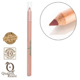 Naturalmente Breathe Lip Pencil Huulikynä Sävy 1 Siena Earth