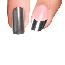 Trendy Nail Wraps Glass Slipper Kynsikalvo kärkikalvo