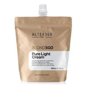 Alter Ego Italy BlondEgo Pure Light Cream vaalennusvoide 500 g