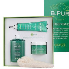 Echosline B.PUR The Purifying Kit hoitopakkaus 150 + 385 + 250 mL