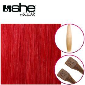 So Cap Suora Sinettihius Red 10 kpl 55-60 cm