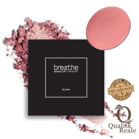 Naturalmente Breathe Make-Up Therapy Blush Poskipuna #01 Pink Quartz 9 g