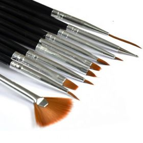 Noname Cosmetics Geelipensselisetti 10 kpl