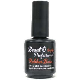 BeautQ Professional Rubber Base Longlife aluslakka 12 mL