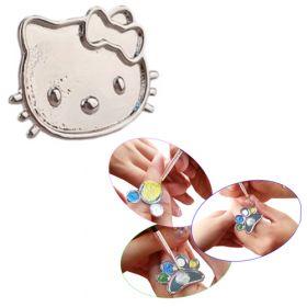 Noname Cosmetics Metallinen sormivati koristeluihin malli B