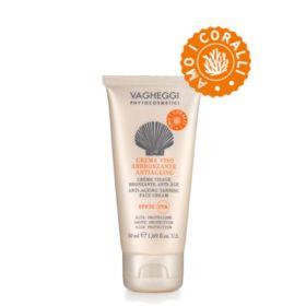 Vagheggi Anti-Ageing Tanning Face Cream SPF30 aurinkovoide kasvoille 50 mL
