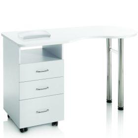 Xanitalia Tekno Manicure Table kynsipöytä