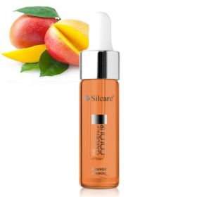 Silcare Mango Garden of Colour Kynsinauhaöljy pipetillä 15 mL