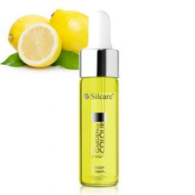 Silcare Citrus Garden of Colour Kynsinauhaöljy pipetillä 15 mL