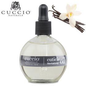 Cuccio Peach & Vanilla Cuticle Revitalizing Oil Hoitoöljy 75 mL